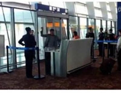 Shocking video of China airport rage goes viral