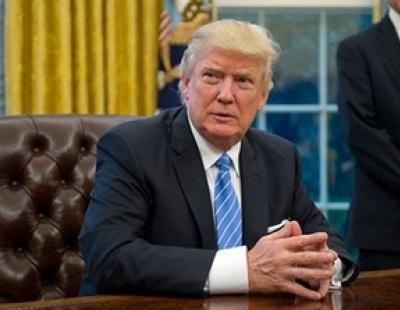 Cargo flights exempt from President Trump's European flight ban