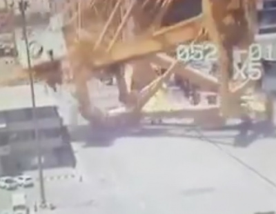 JebelAli pilot says how crane collapse incident occured