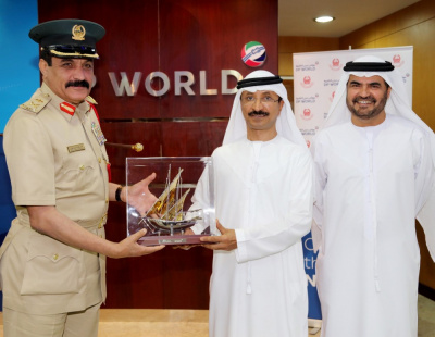 Dubai Police and DP World to enahnce Jebel Ali security