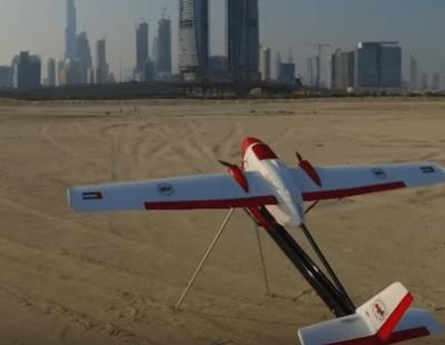 VIDEO: Dubai Airport unleash drone hunter to guard DXB
