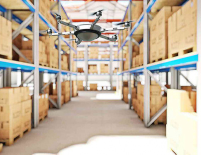 GEODIS to use drones to check warehouse inventory
