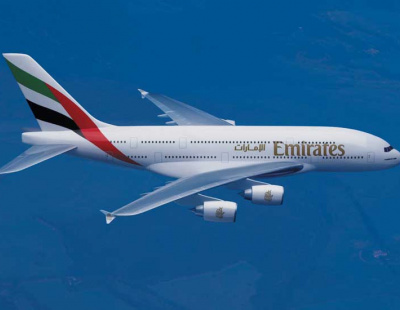 VIDEO: Emirates A380 in hair-raising crosswind landing