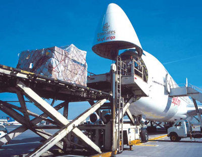 Emirates SkyCargo starts ops from Al Maktoum Int'l