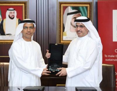 Etihad ESCO signs agreement with Drydocks World