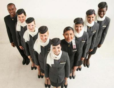 Etihad Airways resumes flights to Sri Lanka