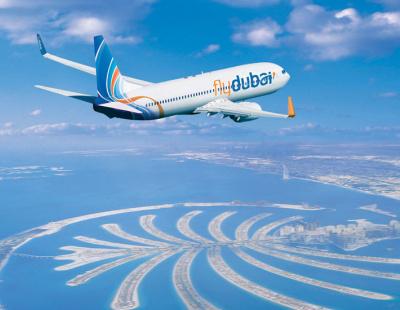 Passenger arrested for making threats on flydubai plane