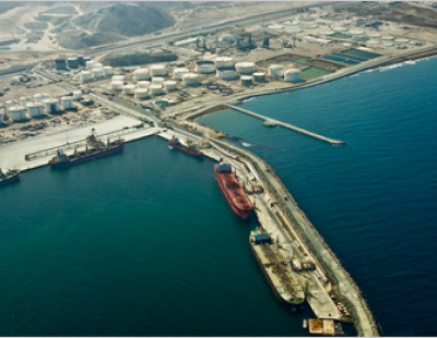 Ruler of Fujairah visits port days after reports of attacks