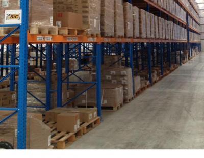 Geodis Wilson wins BIC logistics contract in Dubai