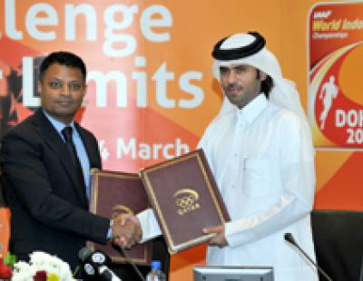 Gulf Warehousing Company signs Doha 2010 deal