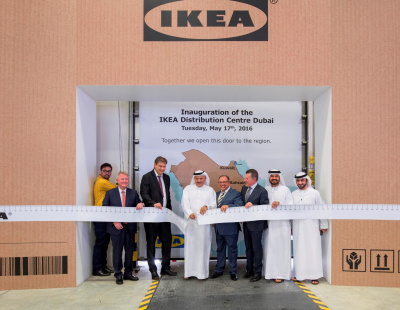 IKEA opens first GCC Distribution Centre in Dubai South