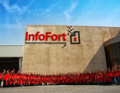 Logistics tech company InfoFort named 'cool vendor'