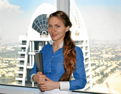 5 minutes with Iulia Berchiu