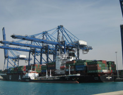 Container facility opened at Jeddah Islamic Port