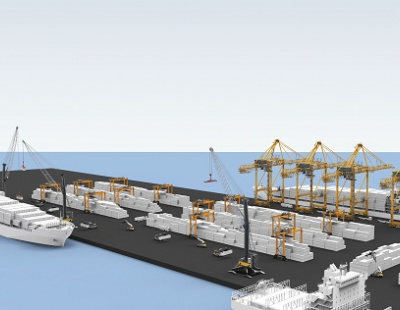 Liebherr launches SmartApp to optimise cargo handling