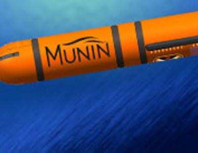 MUNIN AUV unveiled by Kongsberg Maritime