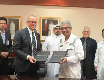 Wärtsilä and N-KOM cooperate on Qatar maritime services