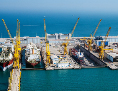 Nakilat signs major fleet repair deal with Greek line