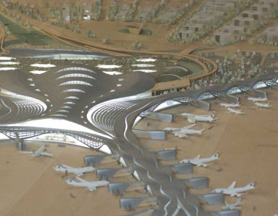 Muscat airport expansion set for 2014 finish