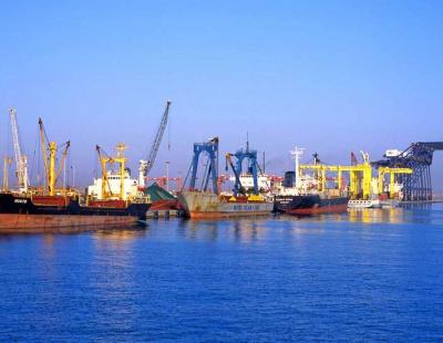 Oman's Port of Sohar bucks shipping slowdown