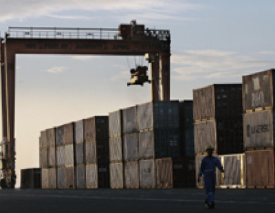 Container terminal at Iraq's Basra port opens