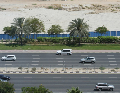 Choppers used to tackle Makkah traffic congestion
