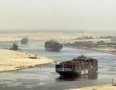 Egypt raises $8.5bn for Suez Canal expansion
