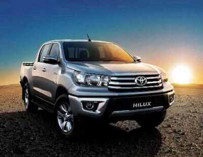 Al-Futtaim Motors introduces Toyota Hilux pickup