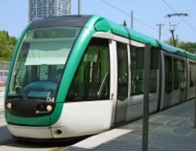 PHOTOS: Construction of the Dubai Tram