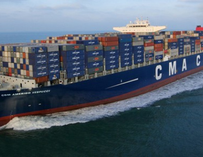 TOP 10: Largest container ships in the world