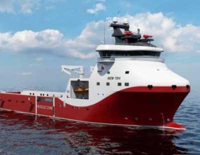 Siem Offshore selects Wartsila for new PSV