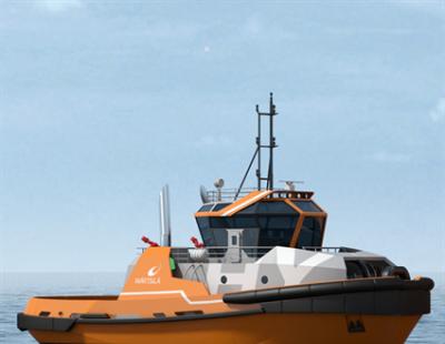 PICS: Wartsila's new enviro-tugs