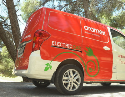 Aramex plans GCC-wide rollout of electric delivery fleet