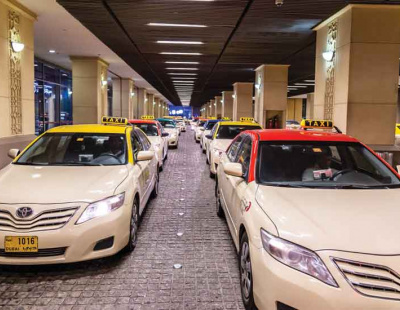Seventh taxi firm begins operations in Dubai