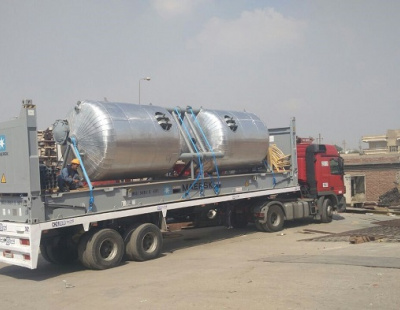 First Global Logistics moves oil & gas cargo from Egypt for PMICO