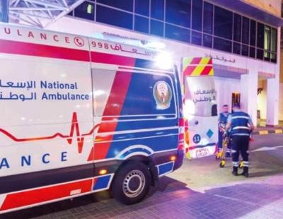 Sharjah warehouse worker dies in horror plunge