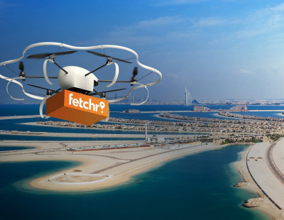 Fetchr enters three-way drone delivery project in Dubai