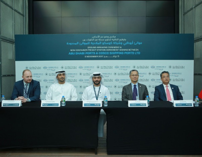 COSCO to pull out of Jebel Ali as Port Khalifa project commences