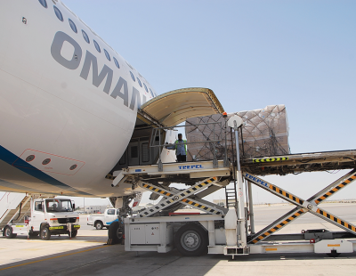 Oman Air Cargo goes live with CHAMP's Traxon cargoHUB