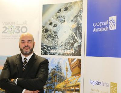 Leaders in Logistics: Almajdouie prepares to network