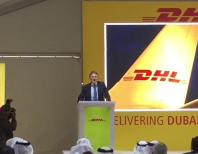 VIDEO: DHL Express exec says now is the perfect time to invest