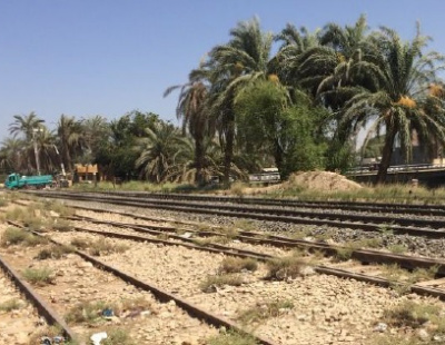 Egypt modernises and secures national rail network