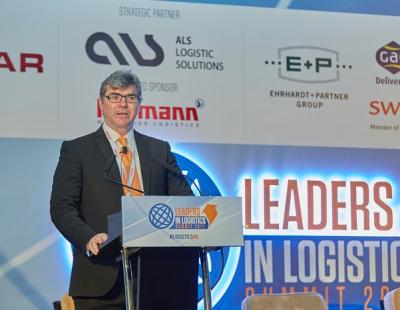 PHOTOS: Leaders in Logistics 2017