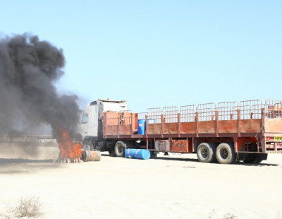 IN PICS: SOHAR Port holds major disaster drill