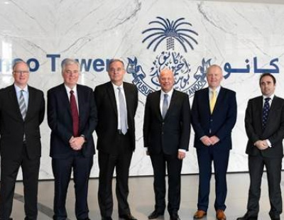 Kanoo Group and Hyster execs hold strategy meeting in Bahrain