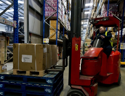 CASE STUDY: Roper Rhodes overhauls supply chain with Narrow Aisle