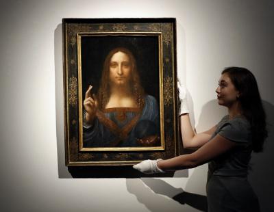 Logistics challenges face Louvre Abu Dhabi's US $450m Leonardo Da Vinci painting