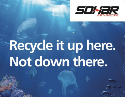 SOHAR rolls out major recycling initiative in green port drive