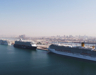 Dubai infrastructure upgrades pay off as four cruise ships dock