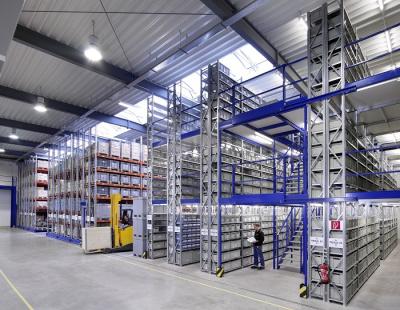 REPORT: Storage & Racking in retail - Multi-tier